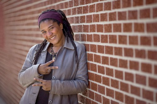 """Ruined"" playwright Lynn Nottage"