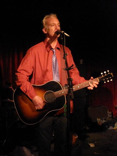 FOW Chris at mic