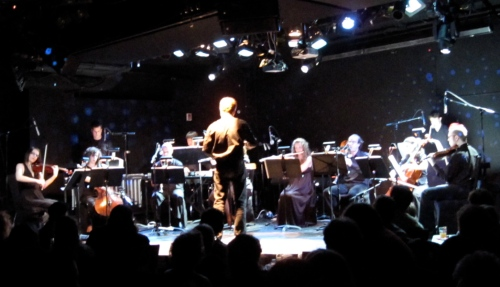 Steve Signal performing