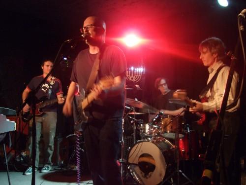 The dB's in New York City in 2007.
