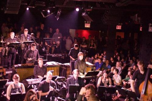 Signal performing at (Le) Poisson Rouge.