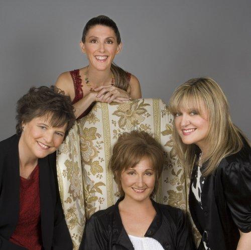 Ruth Cunningham, Marsha Genensky, Susan Hellauer and Jacqueline Horner-Kwiatek