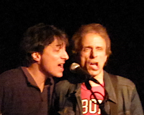 Nick Celeste joins Rob Norris on vocals.