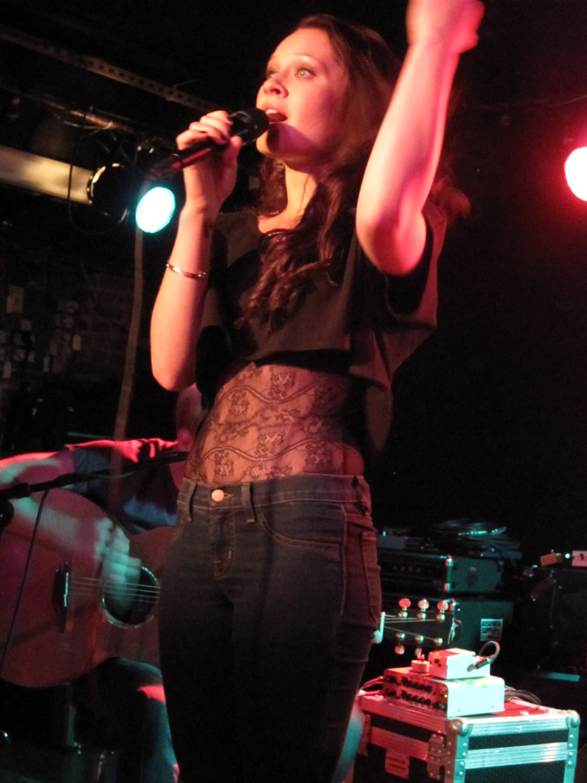 Lauren Pritchard plays the Mercury Lounge | Will You Miss ...