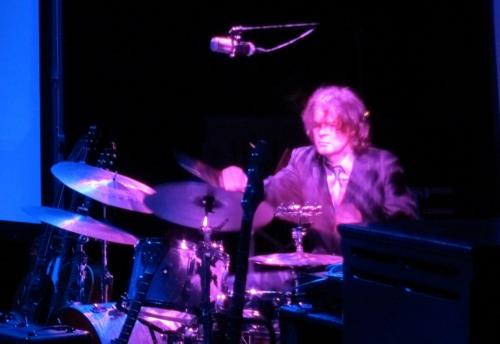 Jon Brion on drums.