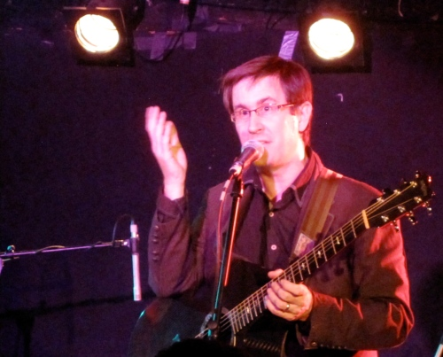 John Darnielle of The Mountain Goats. (Photo © 2010, Steven P. Marsh)