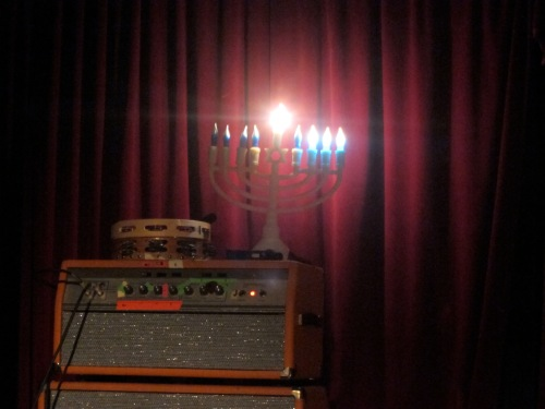 It's Night 3 of Hanukkah.