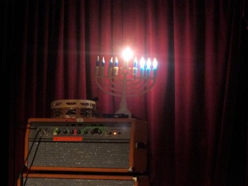 It's Night 3 of Hanukkah.