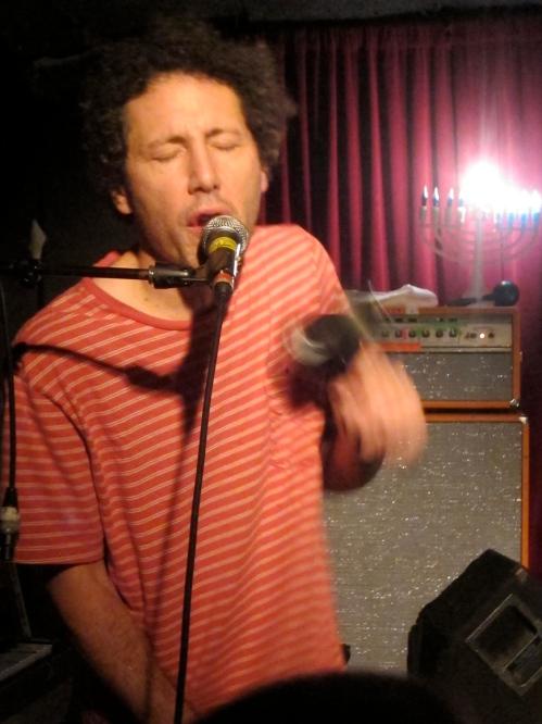 Ira Kaplan.