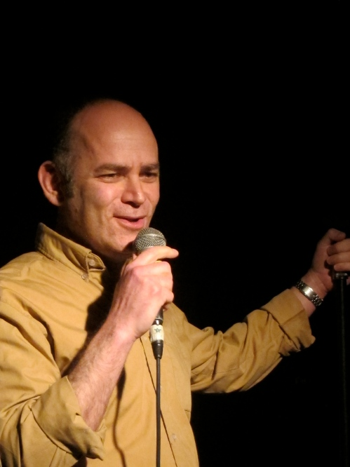 Speaking of Todd Barry...