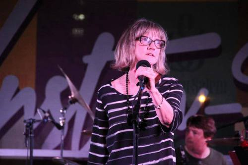 Faye Hunter via Fidelitorium Recordings' Facebook page