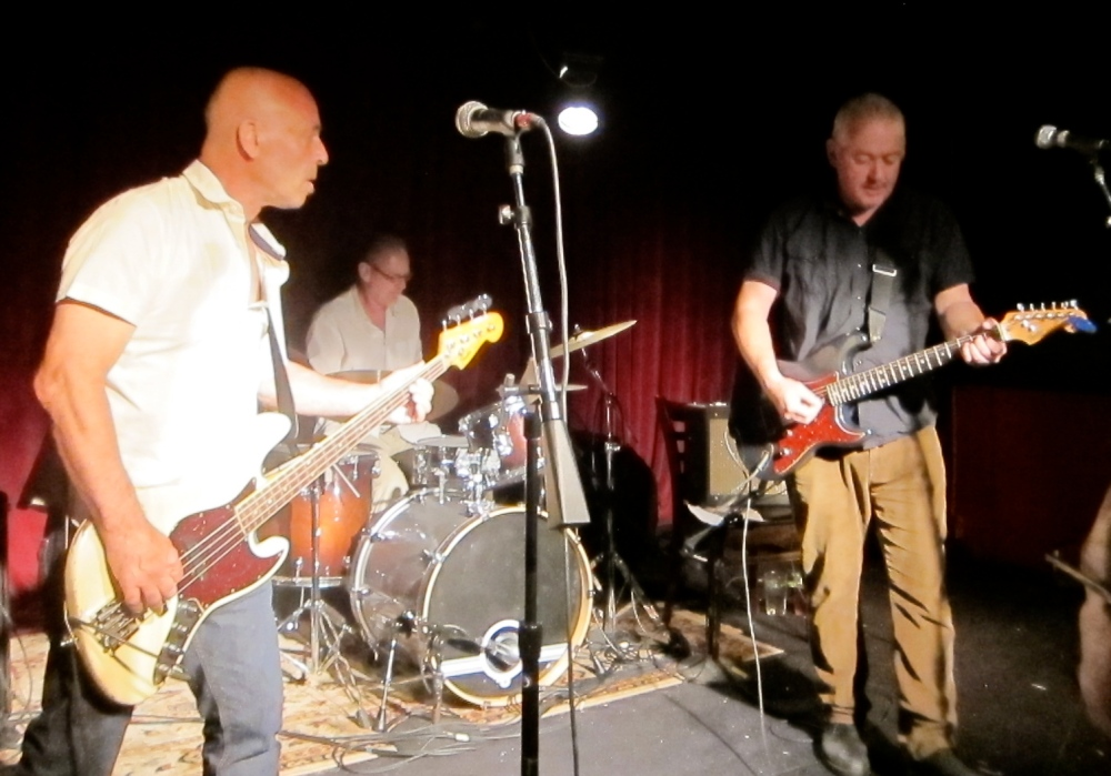 Jon Langford and a Maxwell's memory lapse (1/6)