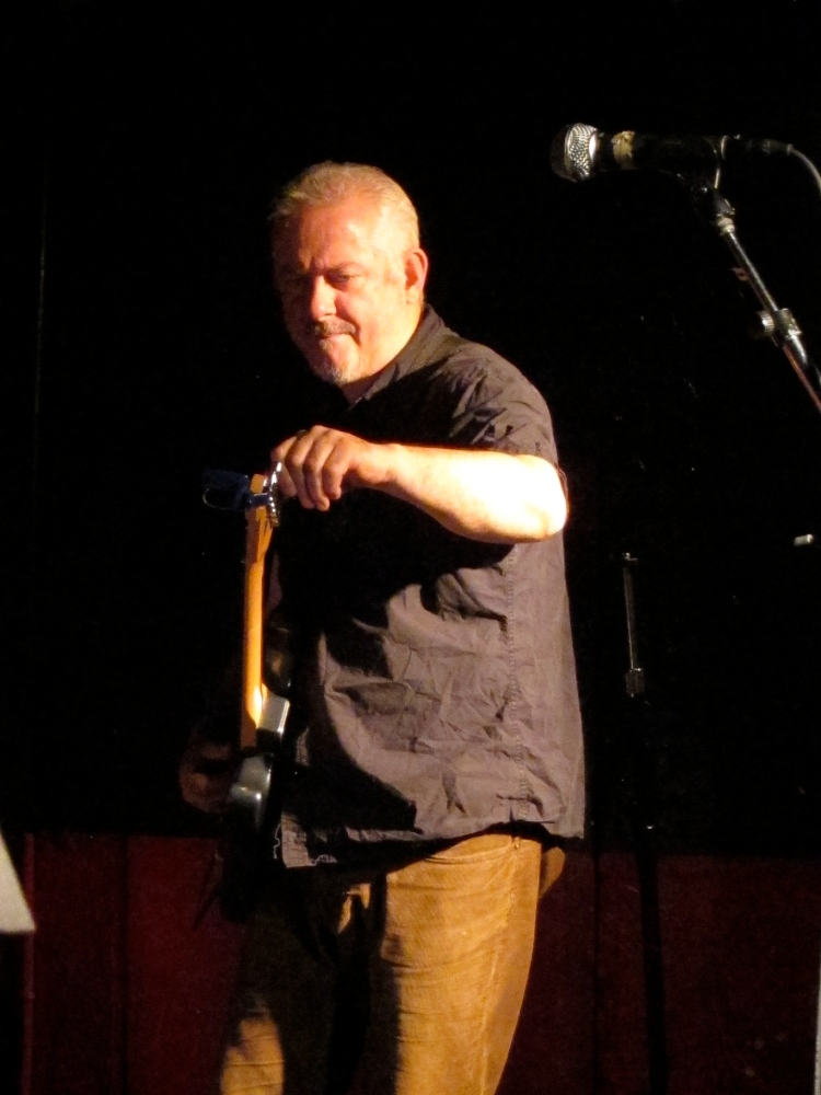 Jon Langford and a Maxwell's memory lapse (4/6)