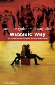 The cover image for Wassaic Way and its promotional poster were shot in the main concourse at Grand Central Terminal in Manhattan, where you can catch a train to Wassaic, N.Y.