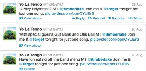 YLT Tweets