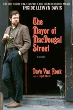 "The paperback movie tie-in edition of ""The Mayor of MacDougal Street"""