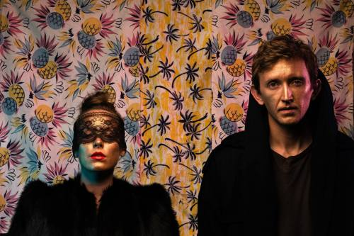 Amelia Randall Meath and Nicholas Sanborn are Sylvan Esso.