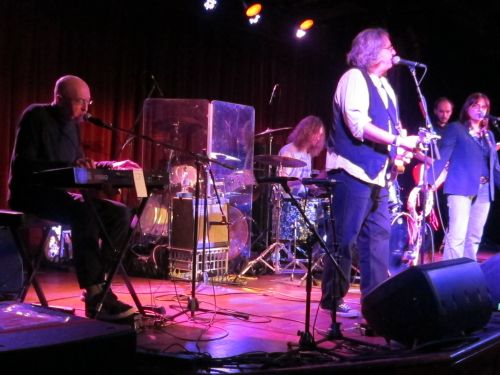 John Baumgartner, John Demeski, Ed Seifert, of Speed the Plough.