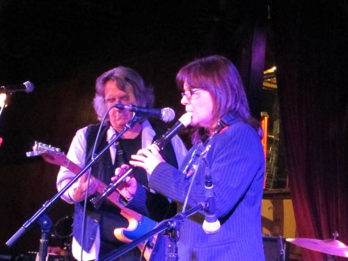 Ed Seifert and Toni Paruta Baumgartner of Speed the Plough.