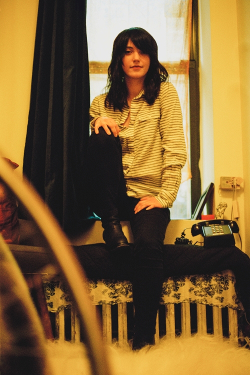 Sharon Van Etten (Photo by Dusdin Condren)