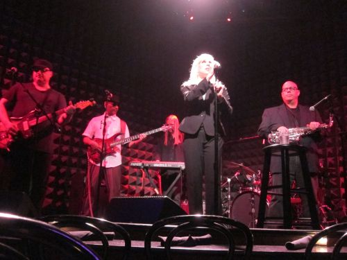 Kevin Salem, Jared Michael Nickerson, Tammy Faye Starlite, and Craig Hoek.  (Photo © 2014 Steven P. Marsh/willyoumissme.com)