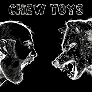The Chew Toys debut album cover