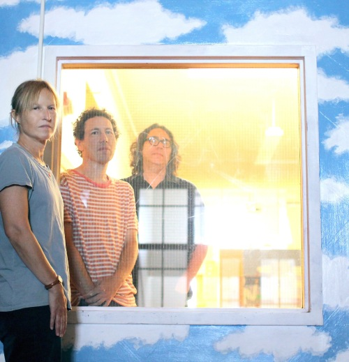 Yo La Tengo: Georgia Hubley, Ira Kaplan, James McNew (Photo by Carlie Armstrong)