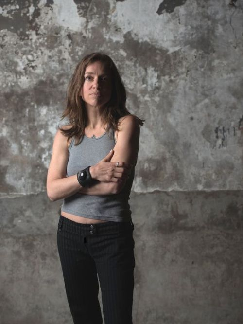Ani DiFranco (Righteous Babe Records/Charles Waldorf)