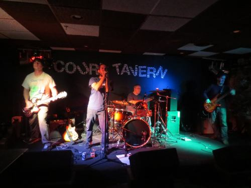 Dinosaur Eyelids at the Court Tavern in New Brunswick, New Jersey. (Facebook)