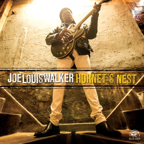 """Hornet's Nest,"" the latest album from blues legend Joe Louis Walker  packs a sting."