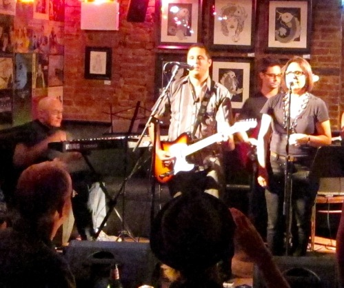 Speed the Plough's Toni Baumgartner sings