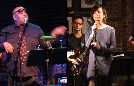 Stew And Eszter Balint Are On The Bill At Living Room In Brooklyn Friday
