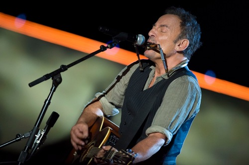 Bruce Springsteen (DoD News Features)