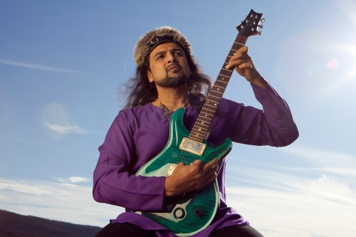 Salman Ahmad (Photo by Chris Ramirez)
